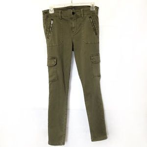 Anthropology | Level 99 Side Pockets Skinny Jeans